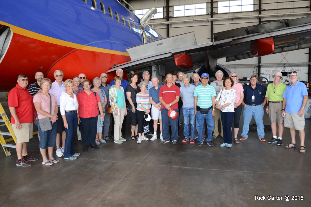 SW                             Airlines Maintenance Tour Group